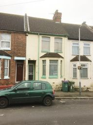Thumbnail 2 bed terraced house for sale in 18 Fernbank Crescent, Folkestone, Kent