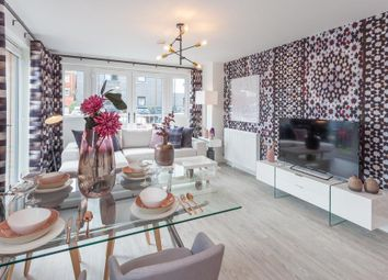 "Thumbnail 2 bedroom flat for sale in ""Type Da-1"" at Bonnington Road Lane, Edinburgh"