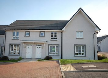 Thumbnail 2 bed terraced house to rent in Mugiemoss Place, Bucksburn, Aberdeen, Aberdeen