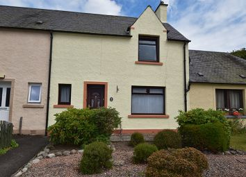 Thumbnail 2 bed terraced house for sale in Park Drive, Blairgowrie