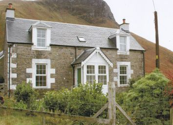 Thumbnail 3 bed detached house for sale in Lochranza, Isle Of Arran