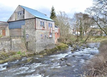 Thumbnail Land for sale in The Old Sawmills, Chapel Street, Llanidloes, Powys