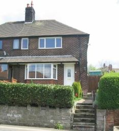 Thumbnail 2 bed semi-detached house to rent in Burton Street, Leek, Staffordshire