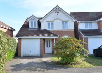 Thumbnail 3 bed detached house for sale in Danesbury Meadows, New Milton
