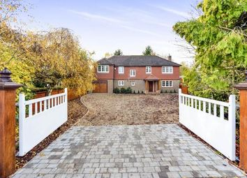Thumbnail 5 bed detached house for sale in Carlton Road, Redhill, Surrey