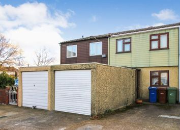 Thumbnail 3 bed terraced house for sale in Mayflower Close, South Ockendon