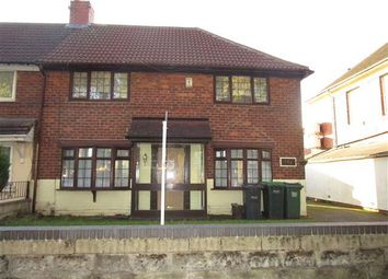 Thumbnail 3 bedroom property to rent in Hollyhedge Road, West Bromwich