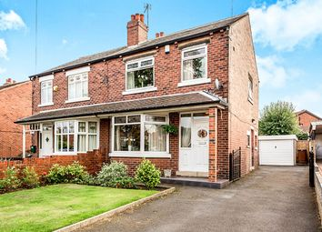 Thumbnail 3 bed semi-detached house for sale in Kingsway, Ossett