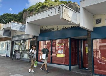Retail premises to let in Market Street, Torquay TQ1