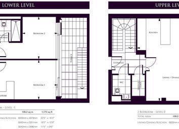Thumbnail 2 bed flat for sale in Lord Kensington House, 375 Kensington High Street, London