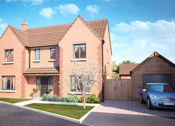 Thumbnail 4 bed detached house for sale in Plot 19, The Jam Factory, Easterton, Devizes