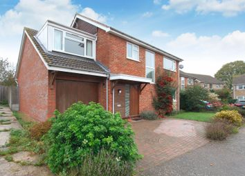 Thumbnail 5 bed detached house for sale in Sidney Cooper Close, Rough Common, Canterbury