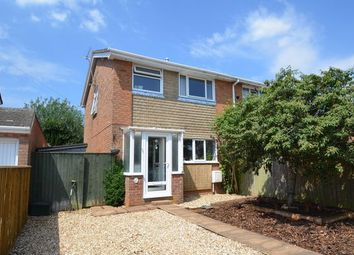 Thumbnail 3 bed semi-detached house for sale in York Crescent, Feniton, Honiton