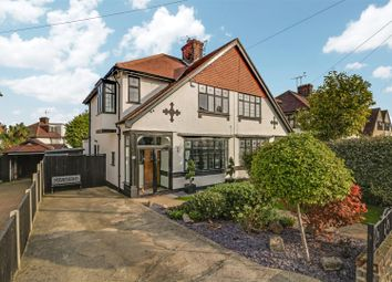 Thumbnail 3 bed semi-detached house for sale in Yeovil Chase, Westcliff-On-Sea