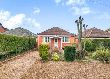 Thumbnail 2 bed detached bungalow for sale in Lent Rise Road, Taplow, Maidenhead