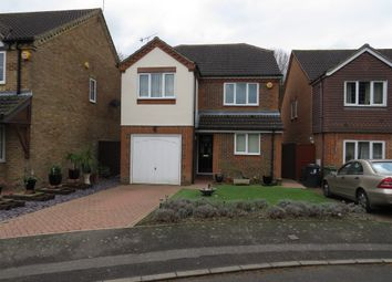Thumbnail 4 bed detached house for sale in Magnolia Close, Park Street, St. Albans