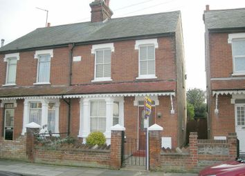 Thumbnail 2 bed semi-detached house to rent in Astley Road, Clacton-On-Sea