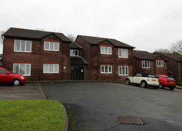 Thumbnail 1 bed flat to rent in Pinewood Drive, Woolwell, Plymouth