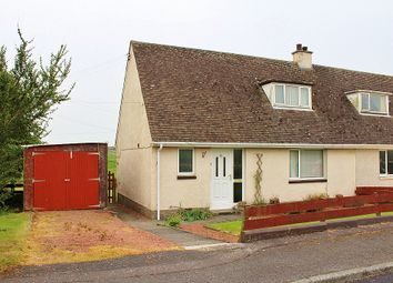 Thumbnail 1 bed semi-detached house for sale in 4 Ketburn Place, Whithorn