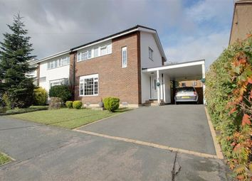 Thumbnail 3 bed semi-detached house for sale in Wadham Road, Abbots Langley
