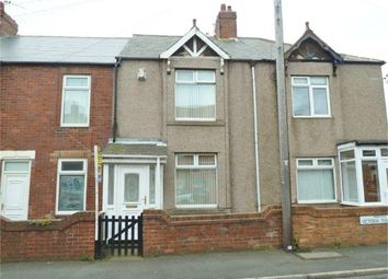 Thumbnail 2 bed terraced house for sale in Victoria Terrace, Bedlington, Northumberland