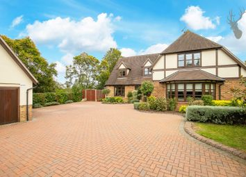 Oak Hill Road, Stapleford Abbotts, Romford RM4. 5 bed detached house