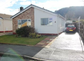 Thumbnail 2 bed bungalow for sale in Coed Celyn, Abergele