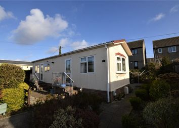 Thumbnail 1 bed mobile/park home for sale in Rosewarne Park, Higher Enys Road, Camborne, Cornwall