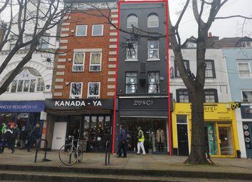 Retail premises to let in Upper Street, London N1