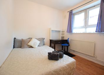 Thumbnail 3 bedroom shared accommodation to rent in Hanbury Street, London