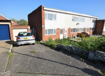 Thumbnail 2 bedroom end terrace house for sale in Uplands Crescent, Llandough, Penarth