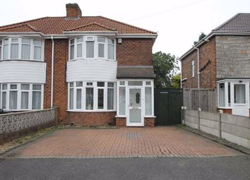 3 bed semi-detached house for sale in Jarvis Crescent, Oldbury, West Midlands B69