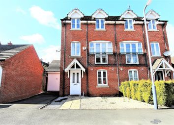 Thumbnail 4 bed semi-detached house for sale in Redhill Road, Long Lawford, Rugby
