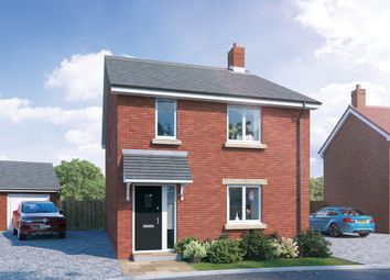 "Thumbnail 3 bed property for sale in ""Pavel"" at Oxleigh Way, Stoke Gifford, Bristol"