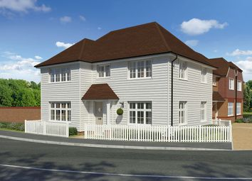 "Thumbnail 4 bed detached house for sale in ""Shaftesbury"" at Priory Way, Tenterden"