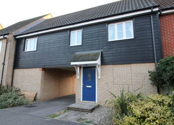 Thumbnail 2 bed maisonette to rent in Turing Court, Kesgrave, Ipswich