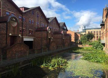 Thumbnail 2 bed flat for sale in Navigation Walk, Leeds