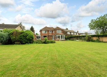 Thumbnail 4 bed detached house for sale in Wenlock Drive, Escrick, York