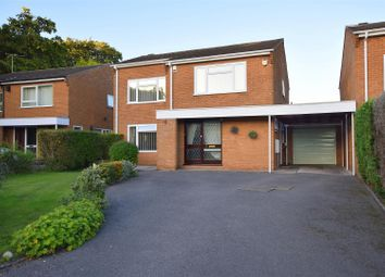 Thumbnail 4 bed detached house for sale in Palm Close, Littleover, Derby