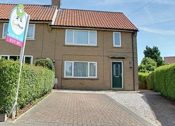 Thumbnail 2 bed semi-detached house for sale in The Rise, North Anston, Sheffield