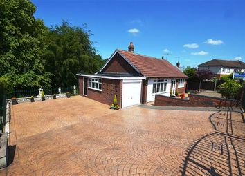 Thumbnail 3 bed bungalow for sale in Oaklands Avenue, Porthill, Newcastle-Under-Lyme