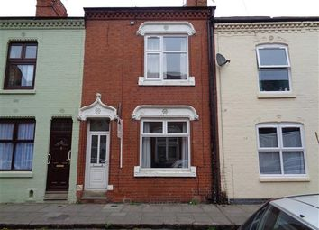 Thumbnail 4 bed terraced house to rent in Biddulph Street, Leicester