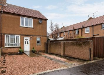 Thumbnail 2 bed end terrace house for sale in Queens Gardens, Ladybank, Cupar, Fife