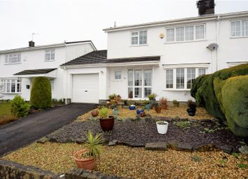 Thumbnail 3 bed semi-detached house for sale in Conway Drive, Barry