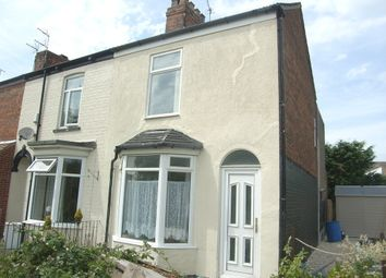 Thumbnail 2 bed end terrace house for sale in River View, Hessle