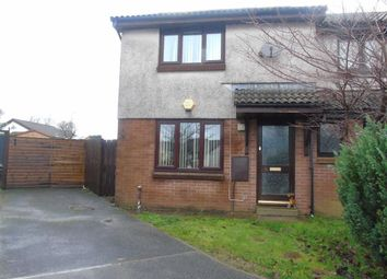 Thumbnail 2 bed semi-detached house for sale in Clos Derwen, Llansamlet, Swansea