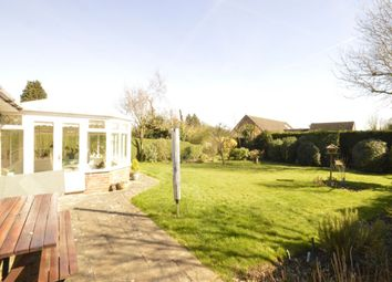 Thumbnail 5 bed bungalow for sale in Singlets Lane, Flamstead, St. Albans