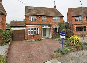 Thumbnail 4 bed detached house for sale in The Rise, Bexley, Kent