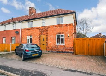 Thumbnail 3 bed detached house for sale in Dalby Road, Anstey, Leicester