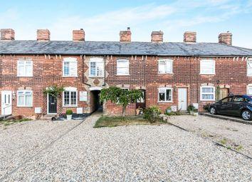 Thumbnail 3 bedroom end terrace house for sale in Fair Green, Glemsford, Sudbury
